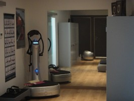 powerplate, musculation, massage